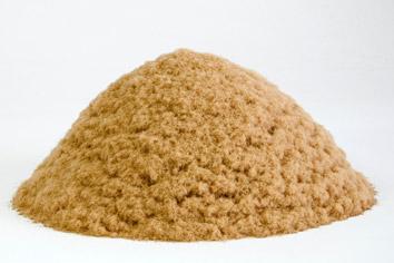 Einblasdämmung Material